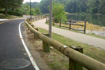 Hybrid Log Rail