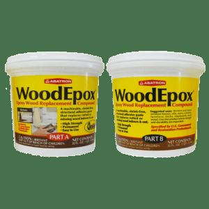 WoodEpox Quart